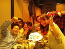クローバーハウス Staff Blog-懇親会